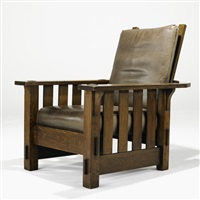 morris chair by j.m. young