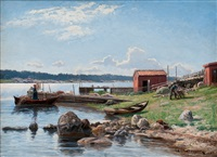 motif from jutholmen by erik abrahamsson