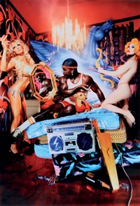 most perfect work ii by david lachapelle
