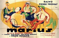 marius alexander (poster) by henri cerutti