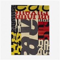 composition - carpet by gunnar aagaard andersen