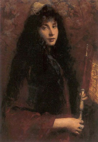 a jewish youth by cecil van haanen