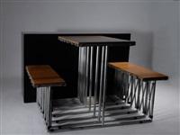 tisch tabula rasa - vorserienmodell by ginbande design