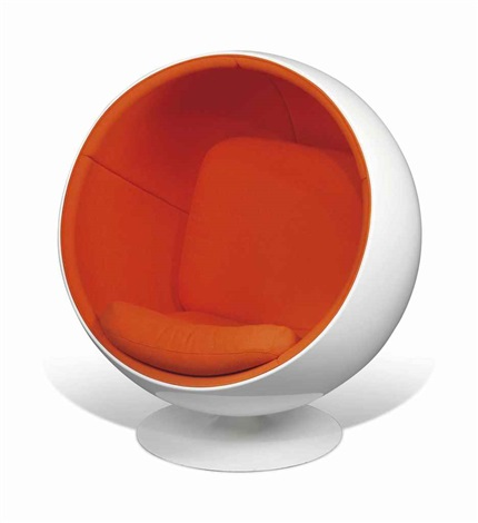 Ball Or Globe Chair By Eero Aarnio