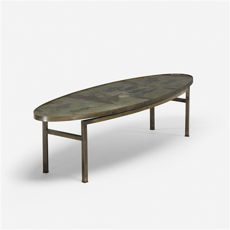 Ming Coffee Table By Philip And Kelvin Laverne On Artnet