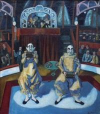 les clowns musiciens by arthur fillon