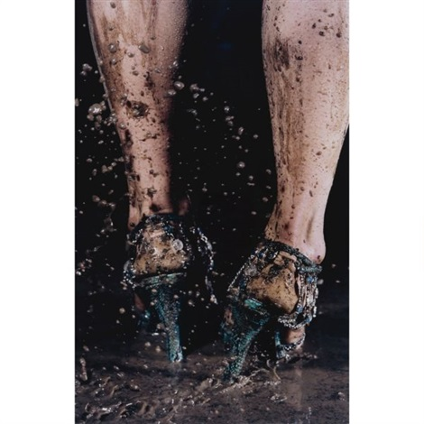 twins by marilyn minter