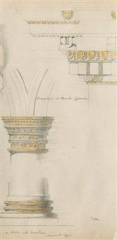 architectural studies by franz alt