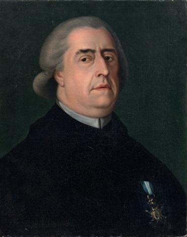 ritratto di ramón de pignatelli by francisco de goya
