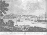 twelve views of the principal buildings in   quebec by richard short