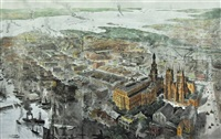 city of sydney by albert henry fullwood