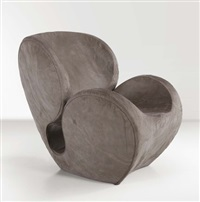 poltrona soft little heavy by ron arad