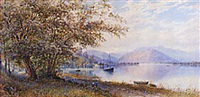 ullswater, pooley bridge by e. a. warmington