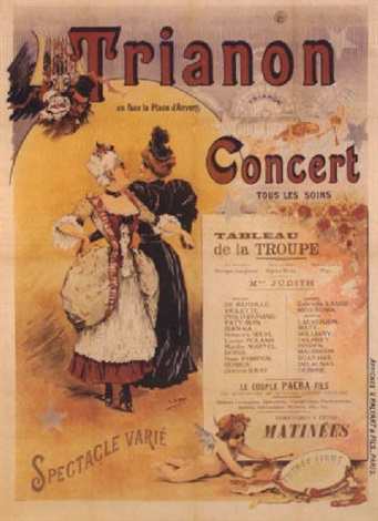 trianon concert by h gray