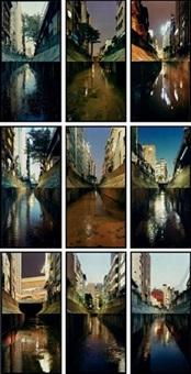river series (group of 9) by naoya hatakeyama