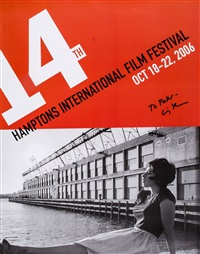 14th hamptons international film festival by cindy sherman