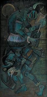 sans titre by jazeh tabatabai