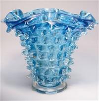 vase rostrato by ercole barovier