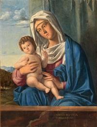 madonna col bambino (già madonna cook) by giovanni battista cima da conegliano