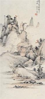 秋光照不极 by li shou'an