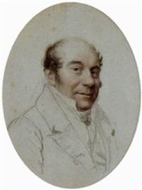 porträt eines herrn by auguste aristide fernand constantin