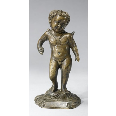 a putto by magnus karsten