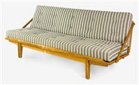 danish couch/day bed by poul volther