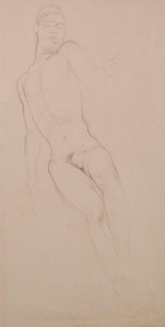 male nude by justin maurice obrien