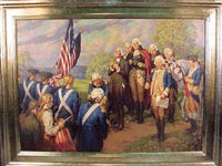 the blessing of freedom by walter beach humphrey