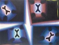 abstrakte komposition by gerhard kadow