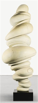 wirbelsäule by tony cragg