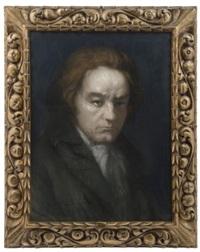 retrato de beethoven by ignacio rosas