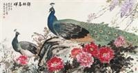 锦羽春晖 by liang junqiu