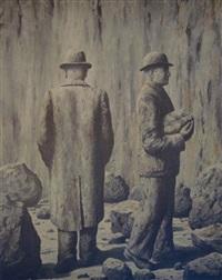 le chant de la violette by rené magritte