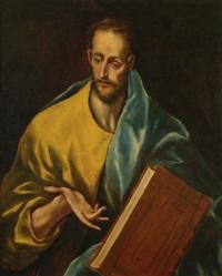 st. james the minor by el greco