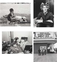 i really love him (+ 3 others, irgr; 4 works from suburbia) by bill owens