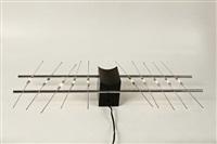 lampada da tavolo 7+ by theodore waddell