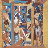 the wardrobe mirror by k.g. subramanyan