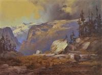 ridge light by rod goebel