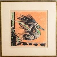 the bird by graham sutherland
