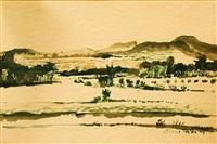 landscape by emil filla