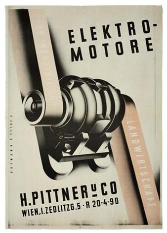 electro motore by walter hofmann