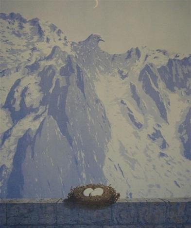 le domaine darnheim by rené magritte