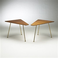 tables (pair) by martin freegood