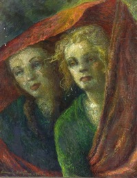 sisters by anna elkan meltzer