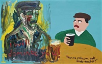 fuck me pete you look bloody awful by billy childish