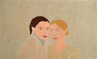 two women by anette abrahamsson