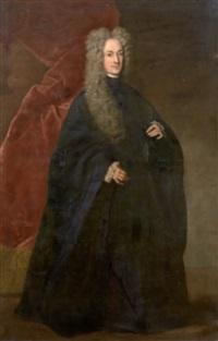 ritratto di procuratore veneziano by pietro uberti