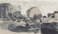 rugged landscape by alexander allan