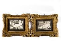 veneri (pair) by anna waser